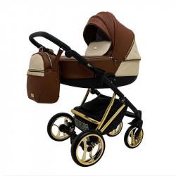 korichnevaya_koza - Детская коляска RAY Agix 3 в 1