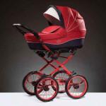 Детская коляска RAY Korona Classic 3 в 1