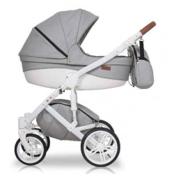 01 Серый - Детская коляска RAY Nucleo 2 в 1