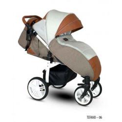06 - Детская коляска RAY Tefano прогулочная