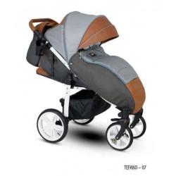 07 - Детская коляска RAY Tefano прогулочная