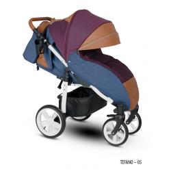 05 - Детская коляска RAY Tefano прогулочная