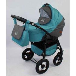 02 - Детская коляска RAY Teresa 2 в 1