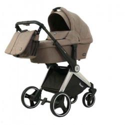 Brown - Детская коляска Rant Links 2 в 1