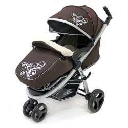 brown - Детская коляска Rant Lunar