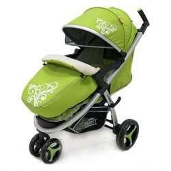 green - Детская коляска Rant Lunar