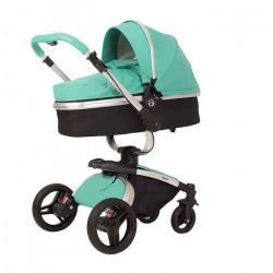 Aquamarine - Детская коляска Rant Nest 3 в 1