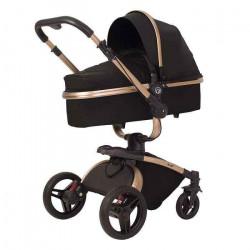 Black - Детская коляска Rant Nest 3 в 1