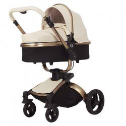 Cream - Детская коляска Rant Nest 3 в 1