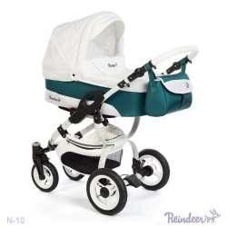 N10pov - Детская коляска Reindeer Nova 3 в 1