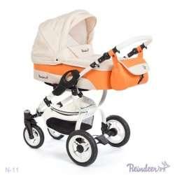 N11pov - Детская коляска Reindeer Nova 3 в 1