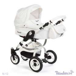 N12pov - Детская коляска Reindeer Nova 3 в 1