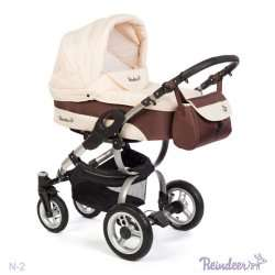 N2pov - Детская коляска Reindeer Nova 3 в 1