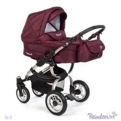 N3pov - Детская коляска Reindeer Nova 3 в 1