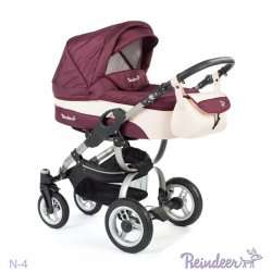 N4pov - Детская коляска Reindeer Nova 3 в 1