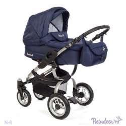 N6pov - Детская коляска Reindeer Nova 3 в 1