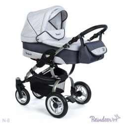 N8pov - Детская коляска Reindeer Nova 3 в 1