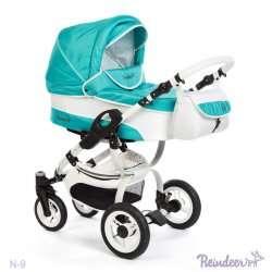 N9pov - Детская коляска Reindeer Nova 3 в 1
