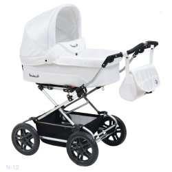 N12 - Детская коляска Reindeer Nova 3 в 1
