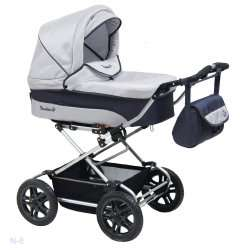 N8 - Детская коляска Reindeer Nova 3 в 1