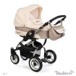 N1pov - Детская коляска Reindeer Nova 3 в 1