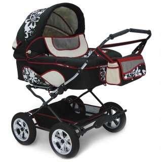 """Детская коляска для двойни Reindeer """"Twin"""""""