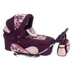 """T-1 - Детская коляска для двойни Reindeer """"Twin"""""""