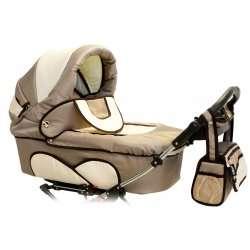 """T-11 - Детская коляска для двойни Reindeer """"Twin"""""""