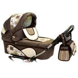 """T-12 - Детская коляска для двойни Reindeer """"Twin"""""""