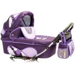 """T-13 - Детская коляска для двойни Reindeer """"Twin"""""""