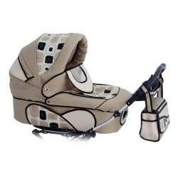"""T-2 - Детская коляска для двойни Reindeer """"Twin"""""""