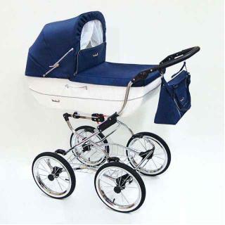 Детская коляска Reindeer Vintage LE (люлька)
