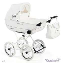 V-1 - Детская коляска Reindeer Vintage (люлька)