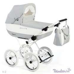 V-2 - Детская коляска Reindeer Vintage (люлька)