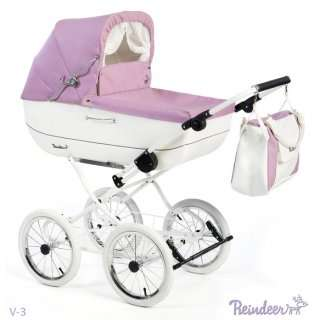 Детская коляска Reindeer Vintage (люлька)
