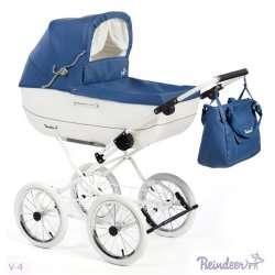 V-4 - Детская коляска Reindeer Vintage (люлька)