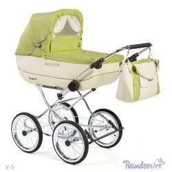 V-5 - Детская коляска Reindeer Vintage (люлька)