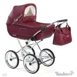 V-8 - Детская коляска Reindeer Vintage (люлька)