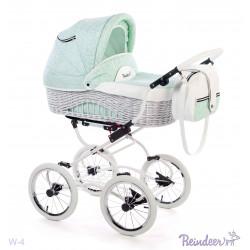 W-4 - Детская коляска Reindeer Wiklina 3 в 1