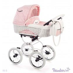 W-5 - Детская коляска Reindeer Wiklina 3 в 1