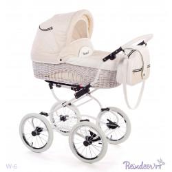 W-6 - Детская коляска Reindeer Wiklina 3 в 1