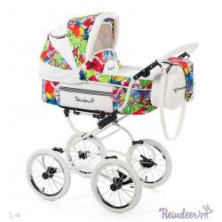 L-4 - Детская коляска Reindeer Lily (люлька)