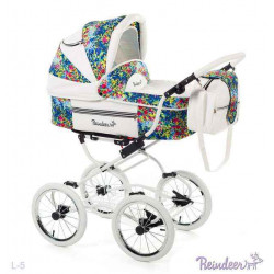 L-5 - Детская коляска Reindeer Lily (люлька)