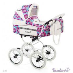 L-6 - Детская коляска Reindeer Lily (люлька)