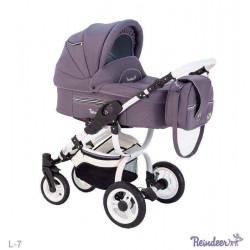 L-7 city - Детская коляска Reindeer Lily (люлька)
