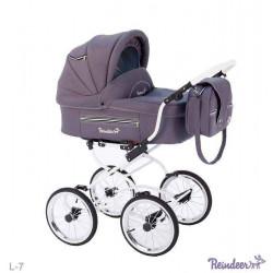 L-7 - Детская коляска Reindeer Lily (люлька)