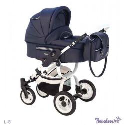 L-8 city - Детская коляска Reindeer Lily (люлька)