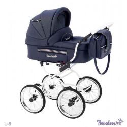 L-8 - Детская коляска Reindeer Lily (люлька)