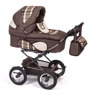 Детская коляска Reindeer Mega (2 в 1)
