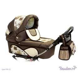 M-12 - Детская коляска Reindeer Mega (2 в 1)